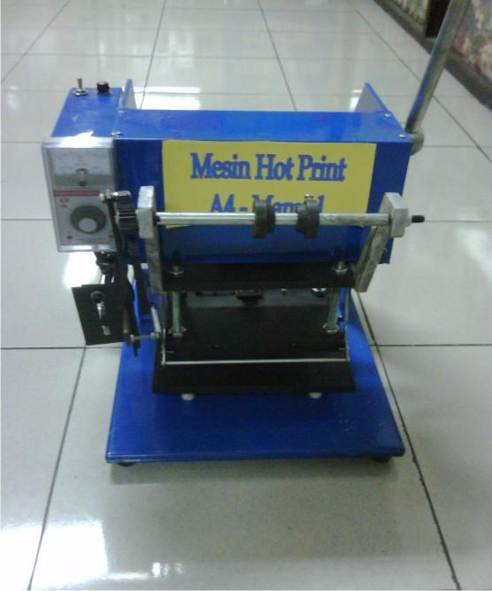 Mesin Hotprint 15x20cm