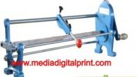 Untuk memotong foil hotprint tidaklah mudah, maka kami menyediakan mesin pemotong foil hotprint dengan spesifikasi mesin pemutar manual yang digerakkan dengan tangan, dan dengan pemotong pisau yang tidak bergerak maka...