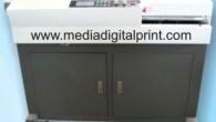 Glue Binding Otomatis adalah mesin jilid buku dengan sistem binding yang paling sempurna dengan fungsi pengeleman dan pengepressan otomatis memudahkan bagi para pengusaha penjilidan buku kualitas penerbit dalam menjilid atau...