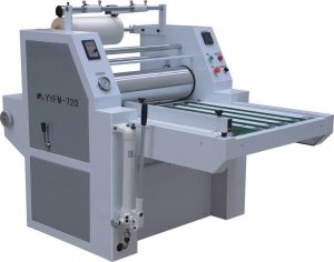 Mesin Laminasi High Press Premium 520 ( Oil Pressure dan Auto Roll ) (2)